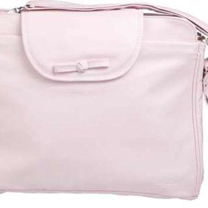borsa mamma passeggio fiocchi rosailciucciodiciccio